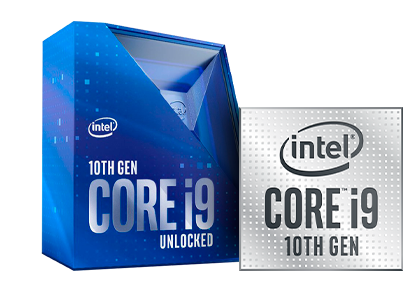 Процессор Intel® Core™ i9-10900KF